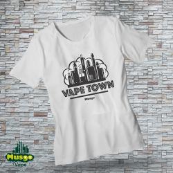 "Camiseta ""Vape Town"""