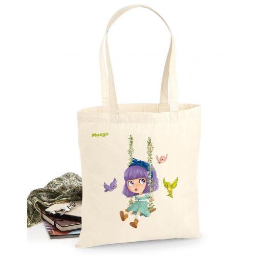 Tote Bag Columpio