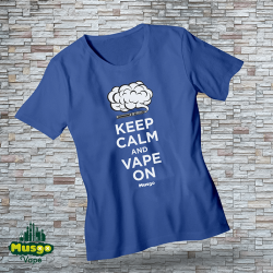 "Camiseta ""Keep calm and..."