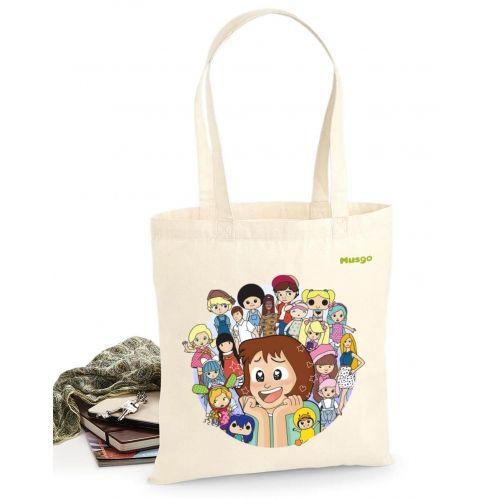 Tote Bag Kekadicta