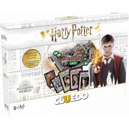 Cluedo Harry Potter...