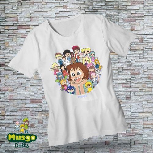 Camiseta Kekadicta