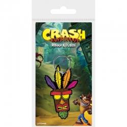 Llavero Crash Bandicoot Aku...