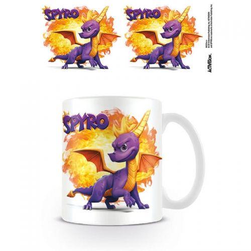 Taza Spyro Bola de Fuego