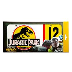 Matrícula Jurassic Park...