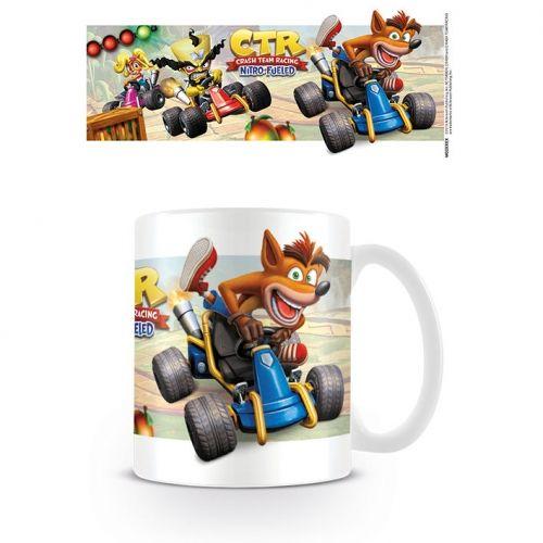 Taza Crash Bandicoot First...