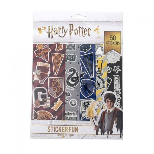 Set de pegatinas Harry Potter