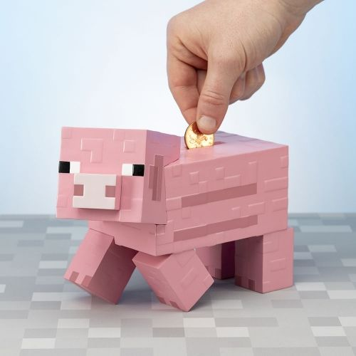 Hucha Minecraft Cerdito