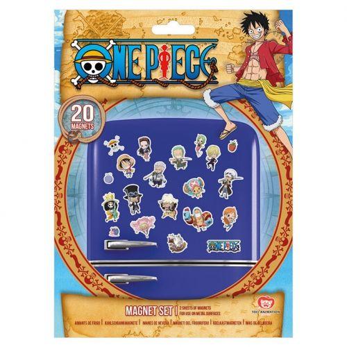 Juego de Imanes One Piece