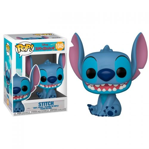 Funko POP Smiling Seated...