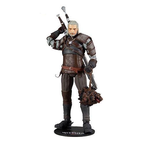 Figura de Acción Geralt The...