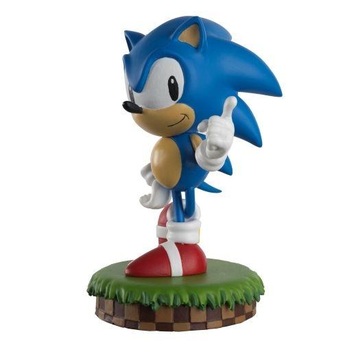 Figura Sonic The Hegehog 1/16