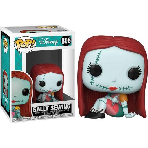 Funko POP Sally Sewing...