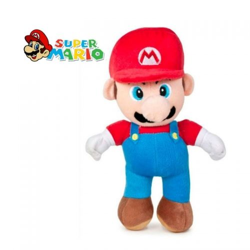 Peluche Super Mario 22cm