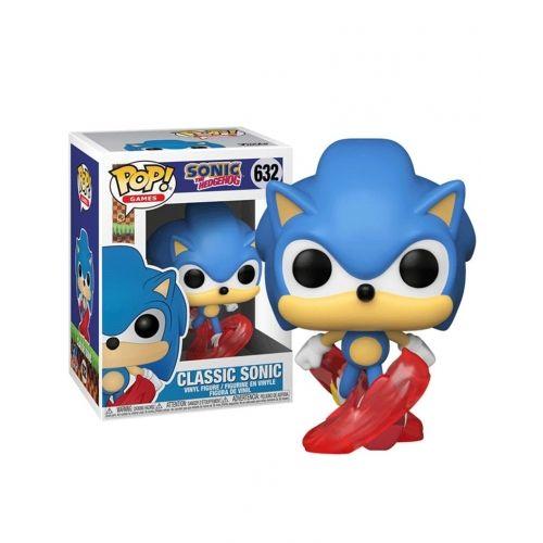Funko POP Running Sonic...