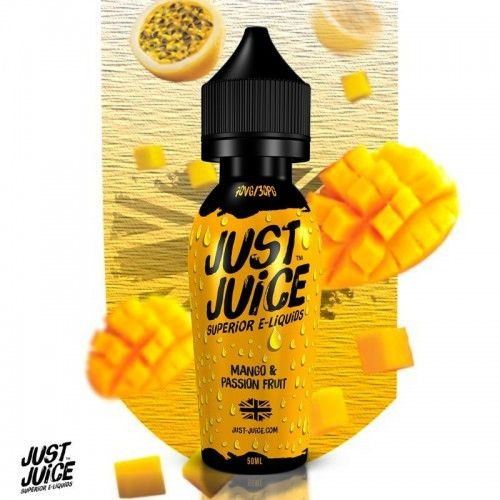 Mango & Passion Fruit 50ml...