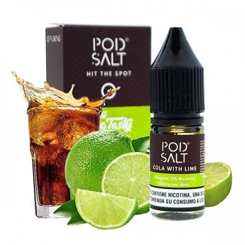 Cola With Lime - Pod Salt...