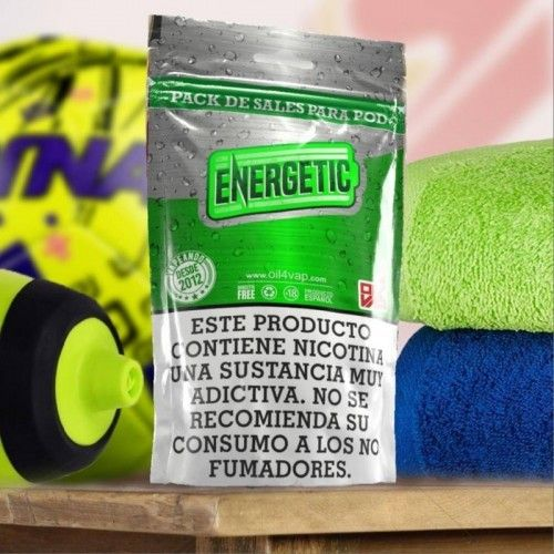 PACK DE SALES ENERGETIC -...