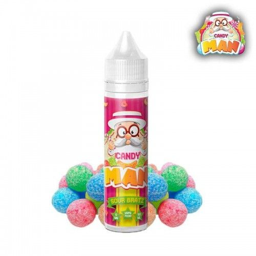 Sour Bratz 50ml - Candy Man