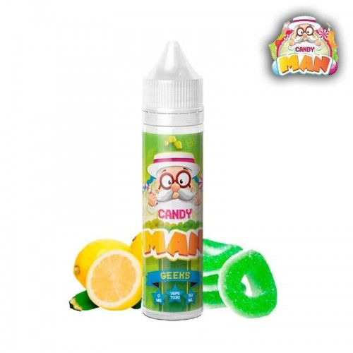 Geeks 50ml - Candy Man