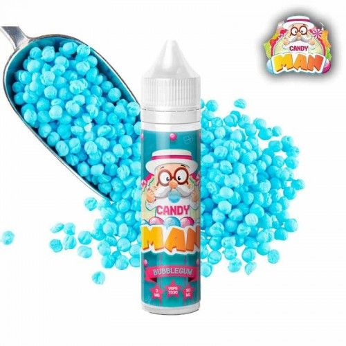 Bubblegum 50ml - Candy Man