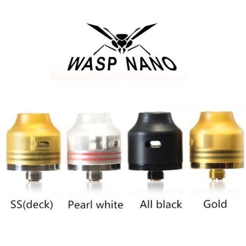 Wasp Nano RDA de Oumier
