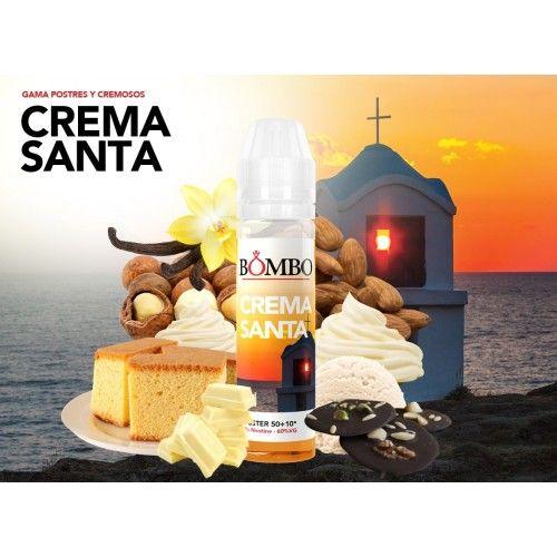 Bombo Crema Santa