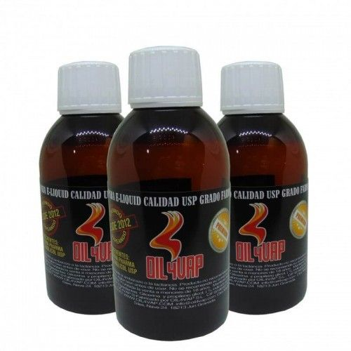 Base Oil4Vap 100ml -varias...