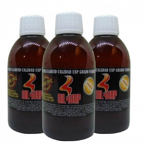 Base 200ml Oil4Vap - varias...