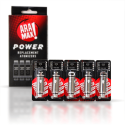 Aramax Power Coils 0,14ohm