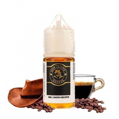 Don Cristo Coffee 30ml