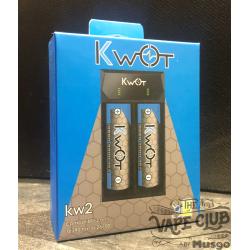 Cargador baterías KWOT KW2