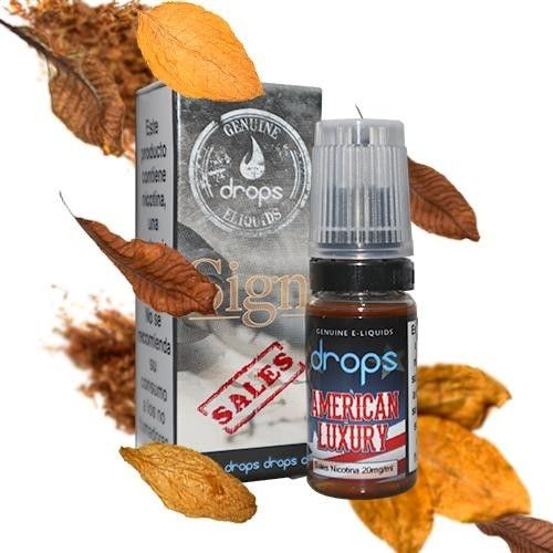 American Luxury - Drops Salts